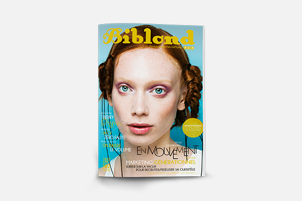 Biblond - Été 2014